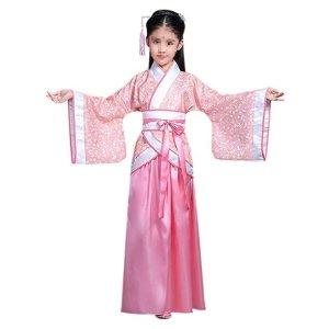 $12.99起中国古风古韵儿童唐装促销,春节给孩子收新衣服啦