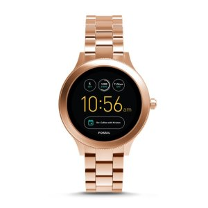 FossilGen 3 Smartwatch - Venture Rose Gold-Tone Stainless Steel