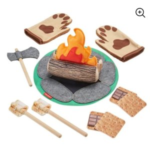 Walmart Fisher-Price S'more Fun Campfire Toy