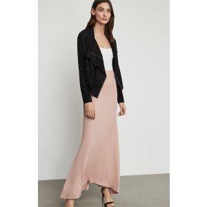 BCBGMAXAZRIASydnee Ribbed-Knit Maxi Skirt