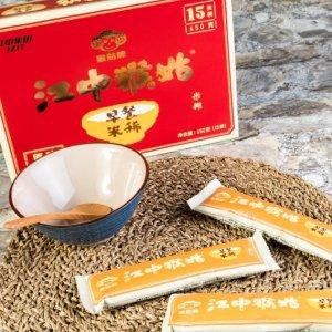 $25.86 早餐一定要吃好江中猴姑早餐米稀 黑芝麻味 450g 15天装