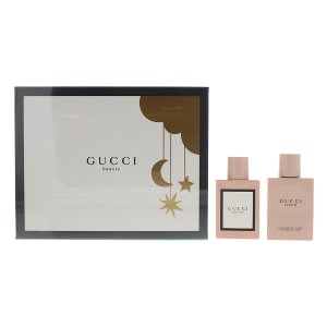 Gucci Bloom50ml香水+100ml身体乳套装