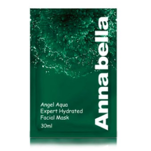 第2件半价 折合仅¥44/盒泰国Annabella 海藻面膜10片装