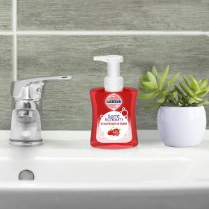 250ml仅€1.9Sagrotan 泡沫型洗手液 泡沫绵密 呵护肌肤能力max 杀菌防护就靠它