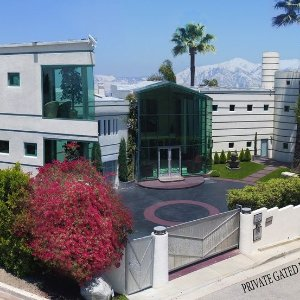 $4365/晚起 美国各路名流常去之地洛杉矶比佛利山庄整栋豪宅 9卧室可入住20人
