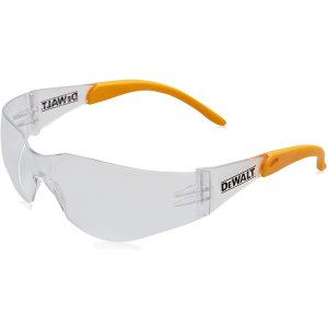 $2.99Dewalt DPG54-1D Protector Clear High Performance Lightweight Protective Safety Glasses