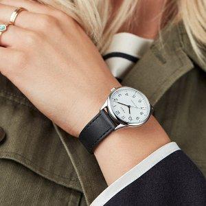 低至5.7折 电子表$252021来啦:Timex 天美时经典腕表 $39收Tiffany蓝简约女表