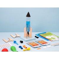 kiwico 自制小火箭,适合年龄9-16+