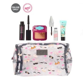 FREE 5 Pc Benefit Cosmetics GiftWith $50 Purchase @ ULTA Beauty