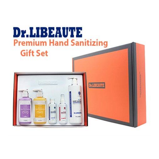 皇室御用成分 Dr. Libeaute草本温泉水洗护礼盒(微众测)