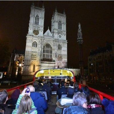 £16/人 听说夜晚的伦敦会闹鬼?伦敦夜间巴士之旅 探索福尔摩斯和开膛手杰克的足迹