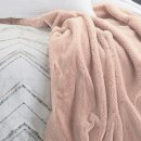 低至3折折扣升级:Indigo 多款柔软温暖毛毯特卖