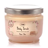 Sabon Scrubs (600g) Rose Tea - 600 g