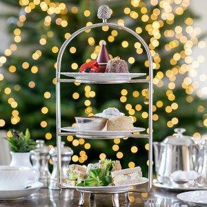 £18/人Bettys 英国百年茶室的超美味下午茶 排队也值得