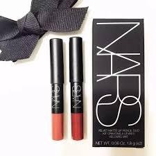 $17(价值$29)NARS 迷你唇笔口红套装热卖 两只颜色都超美