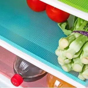 5.8折 每家都需要抗菌冰箱保鲜垫 食物这样保存才最安心 防潮防霉 易于清洗