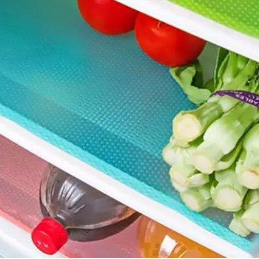 抗菌冰箱保鲜垫 食物这样保存才最安心 防潮防霉 易于清洗