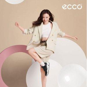 低至6折+额外8.5折+免邮最后一天:Ecco 高端鞋履特卖 凉鞋$84 任嘉伦同款运动鞋$144
