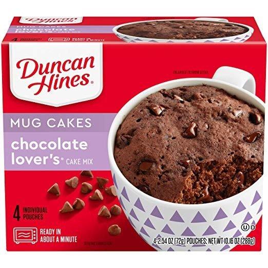 巧克力蛋糕粉 4包装