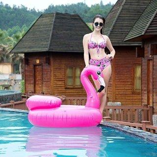 $18.95(原价$35.99)JOYIN 网红火烈鸟夏日游泳圈