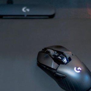 $147.25(原价$155)游戏爱好者必备Logitech 罗技 G903 LightSpeed RGB 专业无线游戏鼠标