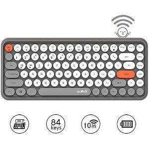 复古打字机键盘