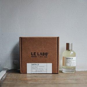 全线9折 £49收Santal33香水Le Labo 高端沙龙香水热卖 木质调真爱 小众不撞香