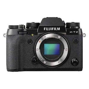 $1044.05(原价$1599.95)史低价:Fujifilm X-T2 APS-C 无反 仅机身