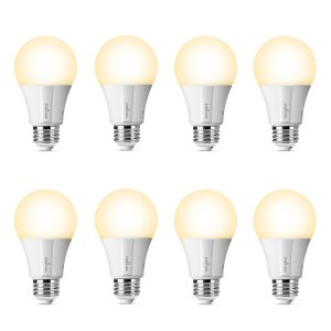 $57.74 Sengled Element Classic 60W Equivalent Soft White A19 Smart LED Buble(Pack of 8)