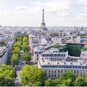 $549起 含机票+酒店+早餐法国巴黎6天自助游旅行套餐 纽约出发