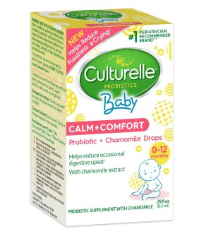 $15.50Culturelle Baby Probiotic Calm & Comfort Drops, 0.29 oz, Infant Probiotics Supplement, Helps Reduce Fussiness & Crying @ Amazon