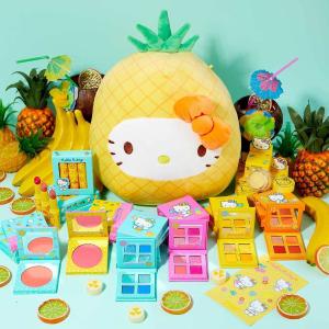 眼影$12 限免国际运费上新:Hello Kitty x ColourPop 全新系列 可可爱爱回忆童年