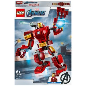 Lego钢铁侠机甲(76140)