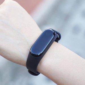 $26.99 包邮 超高性价比小米手环3 记步, 心率, 卡路里, 久坐提醒, 运动规划, 睡眠监测