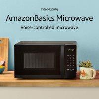 AmazonBasics Alexa智能微波炉 + Echo Dot 3