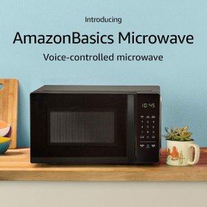$59.99AmazonBasics Microwave + Echo Dot 3