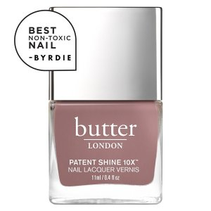 Butter LondonRoyal Appointment Patent Shine 10X Nail Lacquer