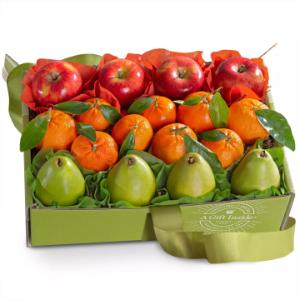水果礼品篮 中秋送礼水果礼盒 限时优惠