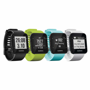 $149.99(原价$169.99) 8.8折黑五价:Garmin Forerunner 35 专业智能手表 自带GPS