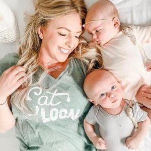 6折 $20起Motherhood 时尚哺乳装促销 做潮流辣妈 随时保持美丽