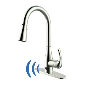 Up to 49% offSelect Hands-Free Kitchen Faucets @ The Home Depot
