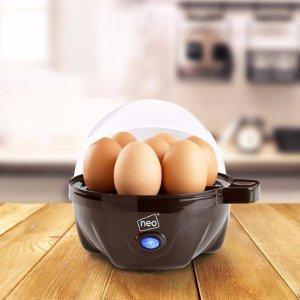 £8.99起 可煮蛋 可做蛋饼Neo三合一煮蛋神器低至2折热卖 论文季必备