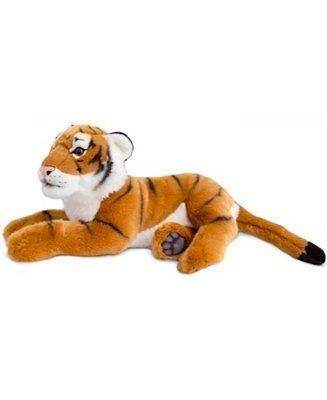 老虎毛绒玩具