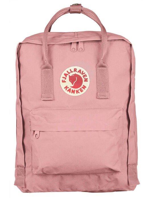 Kanken 双肩包 脏粉色