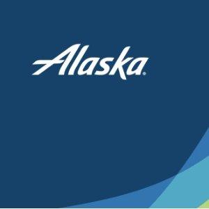 直飞往返$78起阿拉斯加航空两日闪购促销    美国多地机票超好价