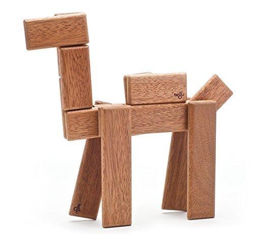 52 片磁力木质玩具