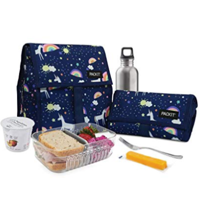 As Low As $13.49PackIt Freezable Lunch Bag with Zip Closure