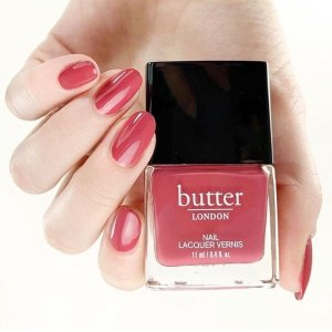30% OffLast Day: Butter London Memorial Day Sitewide Sale