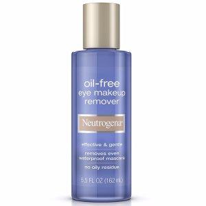 $4.97Neutrogena Oil-Free Gentle Eye Makeup Remover, 3.8 Fl. Oz.