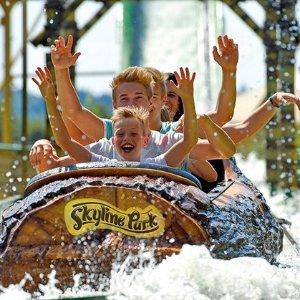 天票7.5折 成人€24.5 儿童€20Allgäu Skyline Park 游乐场天票 拜仁最大游乐园 猫头鹰推荐